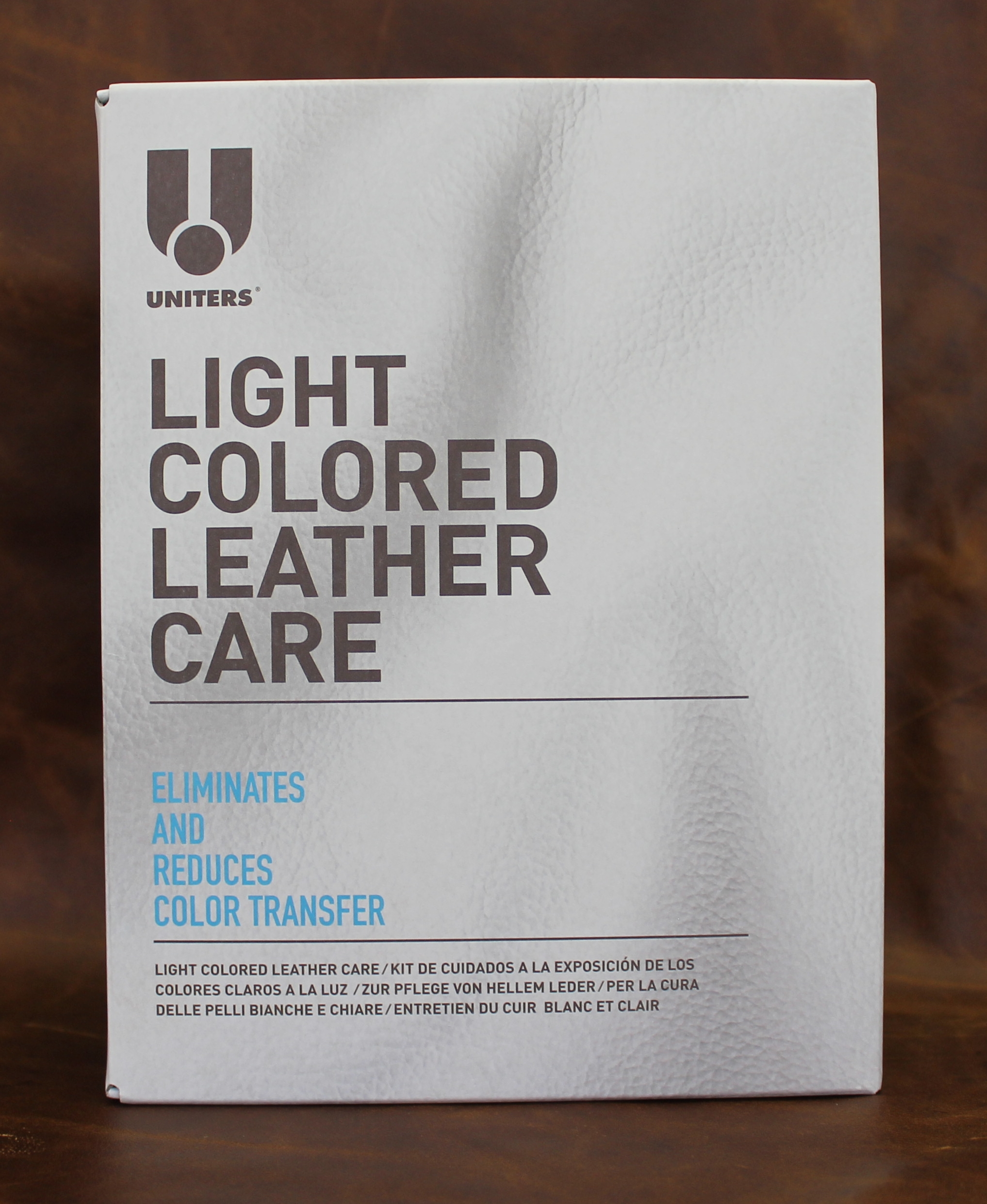 Light Colored Leather Care - 225ml