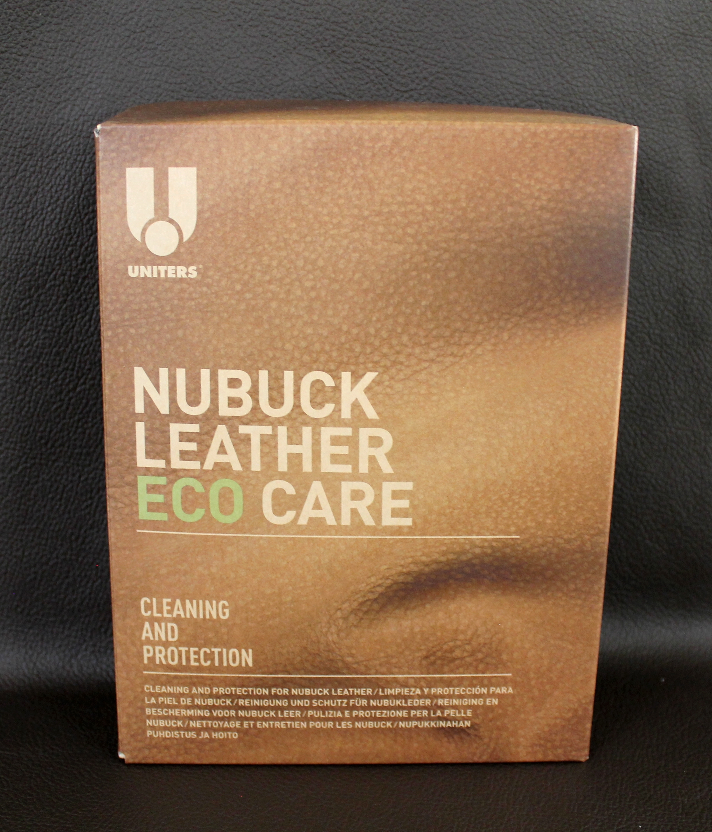 Nubuck Leather Eco Care